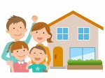新築と家族